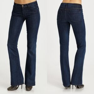 Citizens of humanity amber medium rise bootcut